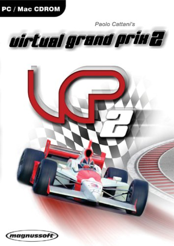 Virtual Grand Prix 2 (VGP2) CD-ROM cover