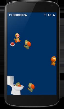 Il gioco per smartphone Android dei Beobi